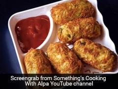 Easy Snack Recipe: स्नैक्स में कुछ अलग ट्राई करना चाहते हैं तो घर पर बनाए टेस्टी, क्रंची, क्रिस्पी आलू पोहा रोल रेसिपी
