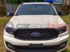 Ford Endeavour Sport Pre-Bookings Begin At Dealer Level