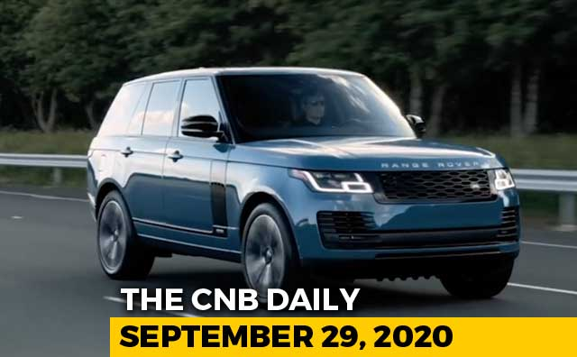 Video : 2021 Range Rover Prices, H-D 338 Patent Leak, Ford Doorstep Service