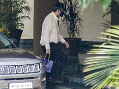 """Congratulations India"": Rhea Chakraborty's Father On Son Showik's Arrest"