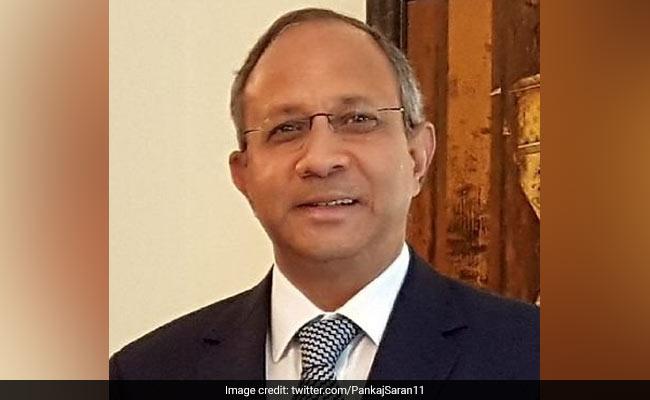 Deputy National Security Advisor Pankaj Saran Gets One-Year Extension