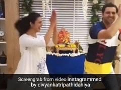 दिव्यांका त्रिपाठी ने पति विवेक दहिया संग यूं किया डांस, खूब वायरल हो रहा Video