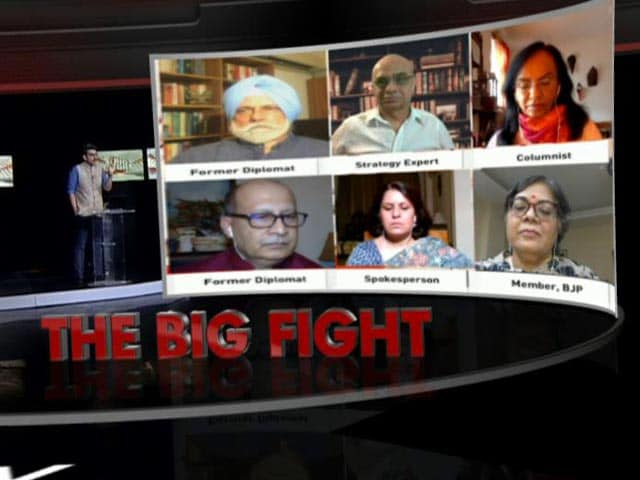Video : Has India Effectively Stood Up To China?