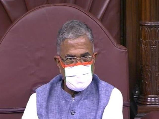 "Video : On Rule-Breaking In Rajya Sabha, Deputy Chairman Sets ""Record Straight"""