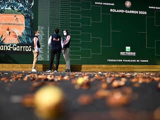 French Open: Cold Comfort As Roland Garros Starts In Shadow Of Coronavirus