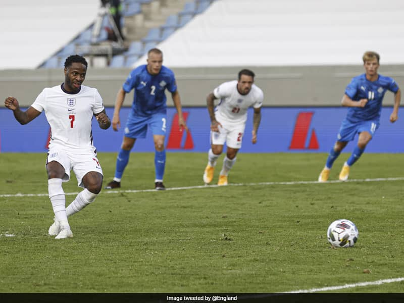 UEFA Nations League: Raheem Sterling Saves 10-Man England From Another Iceland Slip-Up