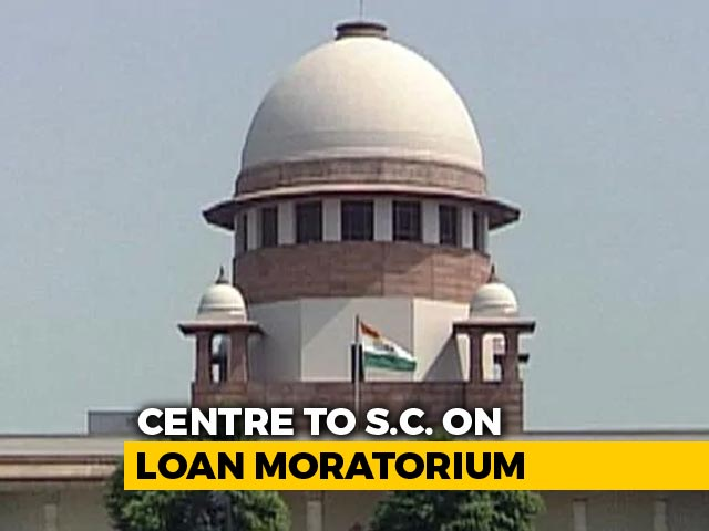 Video : Loan Moratorium Can Be Extended For 2 Years: Centre To Supreme Court