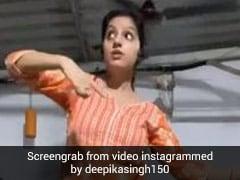 बांसुरी की धुन पर दीपिका सिंह ने किया क्लासिकल डांस, Video में दिखा जबरदस्त अंदाज