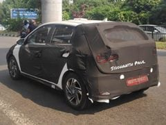 Next-Gen Hyundai i20 Spotted Testing In India Again