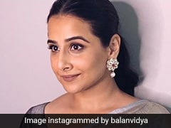 Another Day, Another Gorgeous <i>Saree</i> Look By Vidya Balan