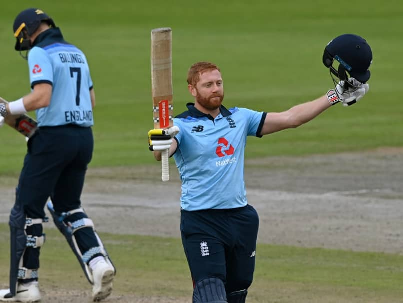 Jonny Bairstow Moves Into Top Ten Of ICC ODI Rankings, Virat Kohli Stays No.1