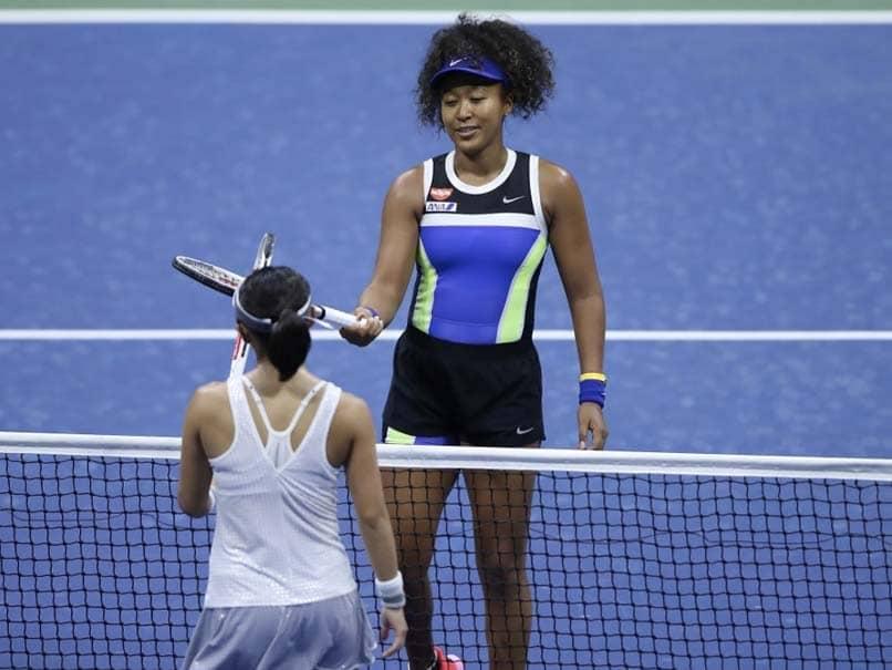US Open: Naomi Osaka Made To Work In Win Over Misaki Doi