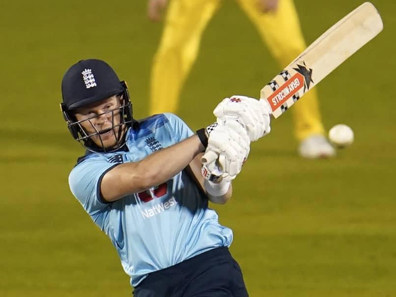 "India vs England: Sam Billings Looking To Emulate ""Phenomenal"" Eoin Morgan"