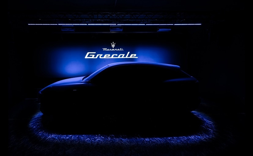 A full-electric version of the Grecale SUV is expected at a later stage, Maserati has said