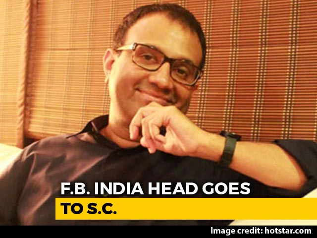 Video : Facebook India Head Goes To Top Court Against Delhi Assembly Panel Notice