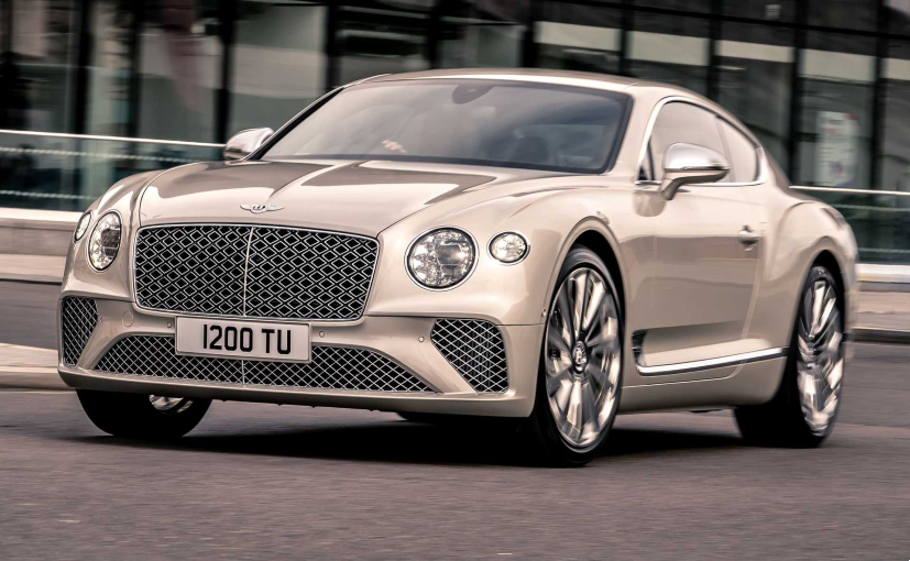 The Bentley Continental GT Mulliner is the new ultra-opulent variant in the range.