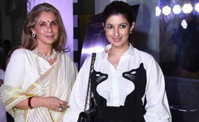 Twinkle Khanna 'Finally Saw' Tenet And She Thinks Dimple Kapadia Is...