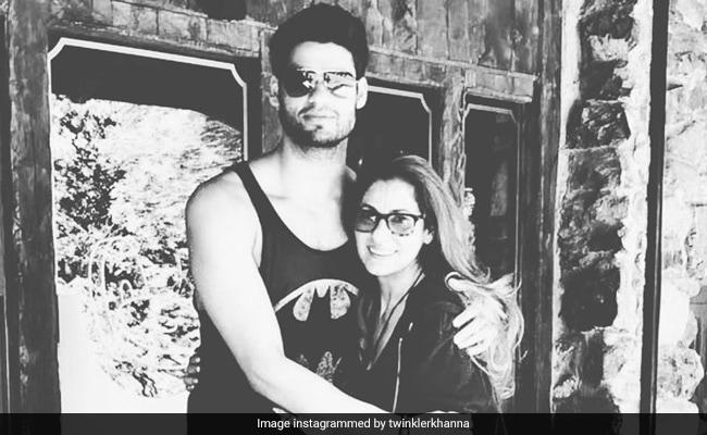 Twinkle Khanna's Birthday Post For Cousin Karan Has A Dimple Kapadia Bonus