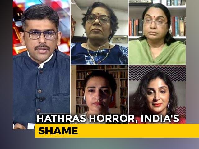 Video : Hathras Gang-Rape And Death Fails India Again
