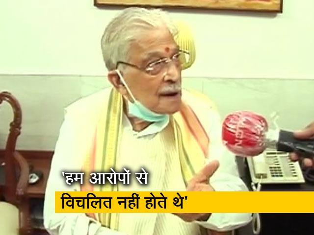 Videos : बीजेपी नेता मुरली मनोहर जोशी ने फैसले का किया स्वागत