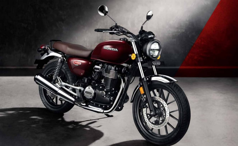 The Honda H'Ness CB 350 is priced at Rs. 1.90 lakh (Ex-showroom)