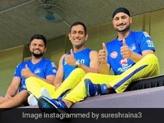 """Mahi Bhai Very Important To Me"": Suresh Raina Hints At IPL Return Amid Row"