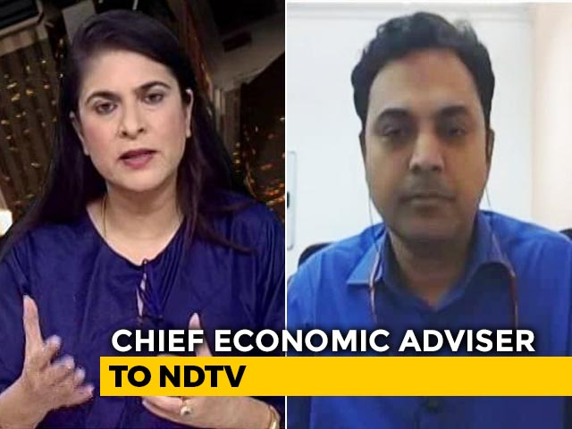 "Video : ""Worst Is Behind, Recovery Clearly On:"" Chief Economic Adviser To NDTV"