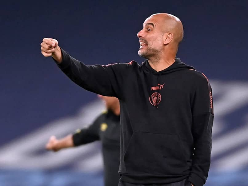 Premier League: Pep Guardiola Claims To Have Just 13 Fit Senior Players For Manchester City vs Leicester City Clash