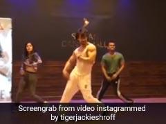 टाइगर श्राफ ने इस अंदाज में किया जोरदार डांस, वायरल हुआ Video