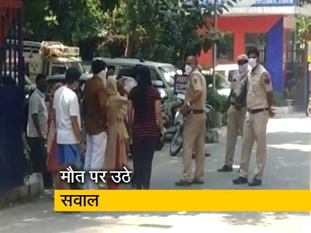 Videos : दिल्ली : रेप के आरोपी की थाने में मौत, पुलिस का दावा आत्महत्या की
