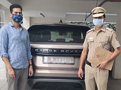 Range Rover Driver Who Hit Cyclist, Left Body At Delhi Hospital, Arrested