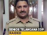 Video : Senior Telangana Cop Had ₹70 Crore In Illegal Wealth, Reveal Raids