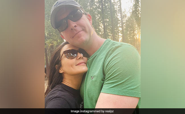 Preity, Currently Quarantining In Dubai, Shares A Post For Husband Gene