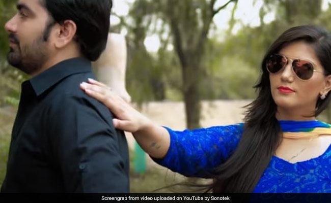 Sapna Chaudhary's 'Badli Badli Laage' song created a blast, Video crosses 26 crores