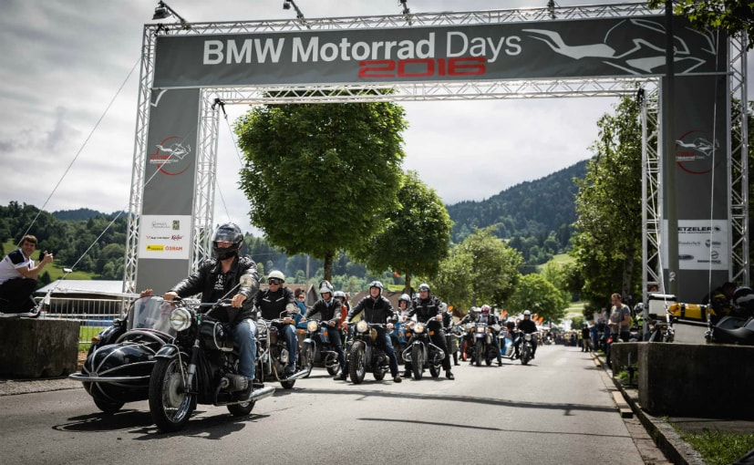 2021 BMW Motorrad Days to be held in Berlin