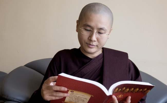 The Buddhist Nun Challenging Misogyny In Myanmar
