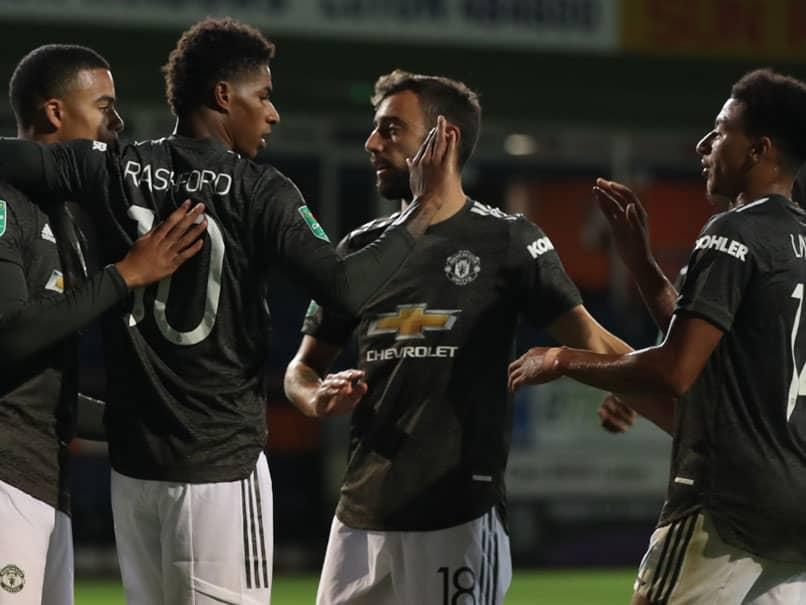 Manchester United Reach League Cup Last 16 As Coronavirus Causes Chaos