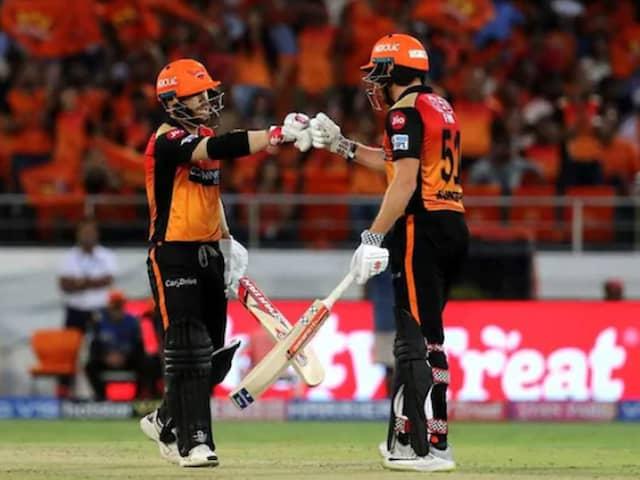 आईपीएल 2020, कोलकाता नाइट राइडर्स बनाम सनराइजर्स हैदराबाद: हेड टू हेड मैच स्टैटस