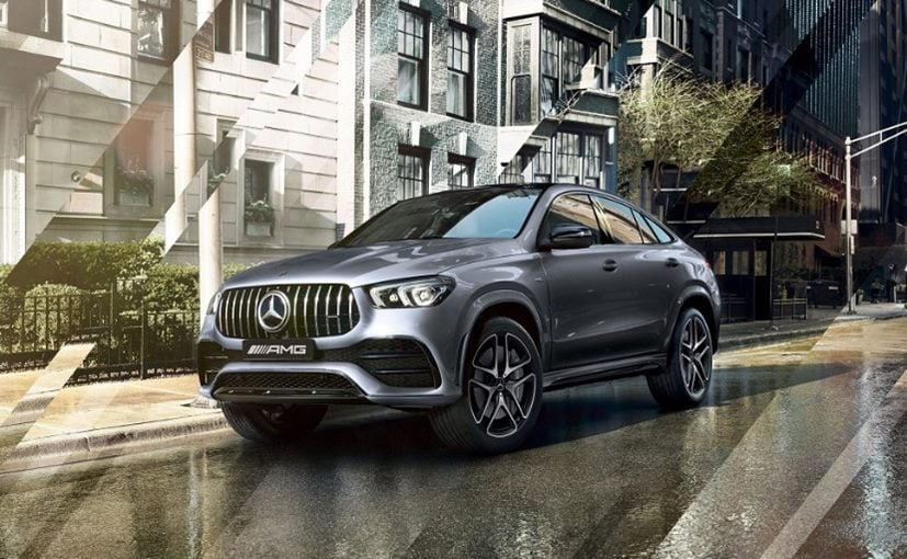 The Mercedes-AMG GLE 53 Coupe is the first 53 series model from the company in India