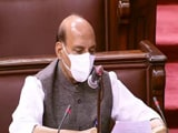 Video : Rajnath Singh Speaks On India-China Tensions In Rajya Sabha