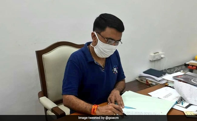 Over 54,000 Trees Cut For Goa's Upcoming Mopa Airport: Chief Minister