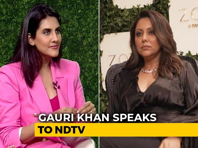 Video : Gauri Khan On Interior Design, Life Amid Covid And Much More
