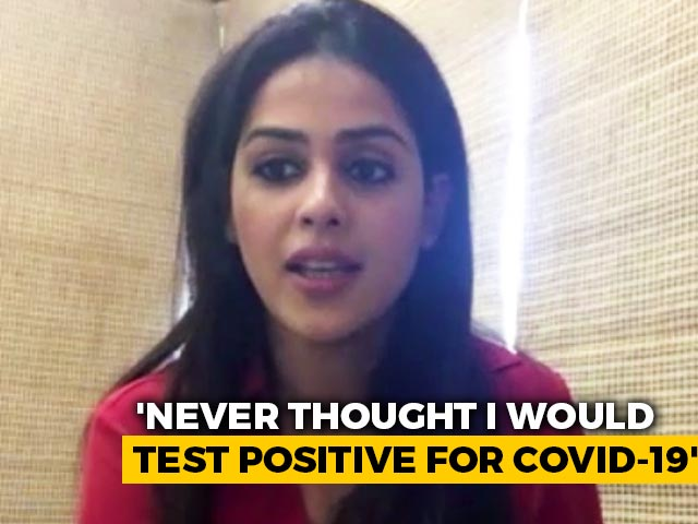 Genelia Deshmukh Shares Her Isolation Experiences After She Tested Covid Positive