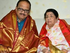 For SPB, Tributes From Lata Mangeshkar And Others