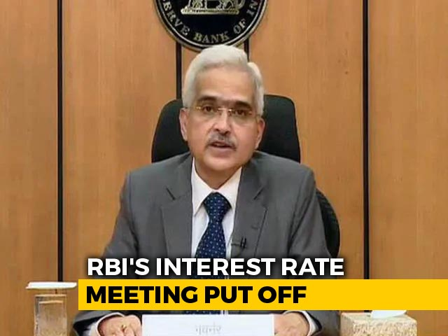 "Video: Vacancies Delay RBI Meet On Interest Rates. ""Shambolic,"" Say Economists"