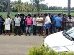 कर्नाटक: आरकेश्वर स्वामी मंदिर परिसर में तीन लोगों की हत्या, दान पेटी में रखे रुपये ले उड़े लुटेरे