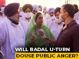 Video : Badal Farm Bill Protest In Punjab: Posturing Or Genuine?