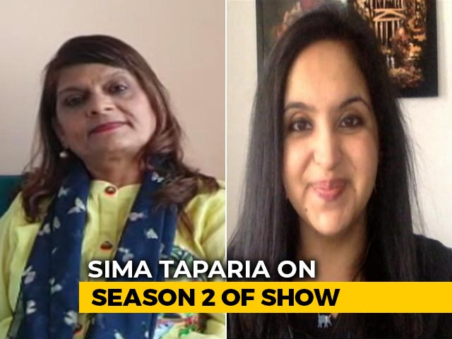Sima Taparia And Aparna From Indian Matchmaking On The Practice Of Matchmaking In The Modern Era