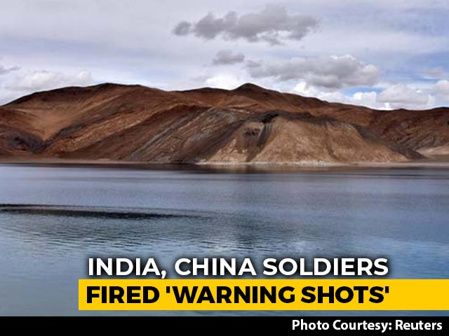 Video : India, China Fired 100-200 'Warning Shots' At Pangong In Early September