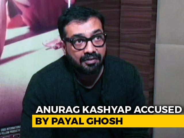 Video: 'Baseless': Anurag Kashyap After Actress Accuses Him Of Sexual Harassment